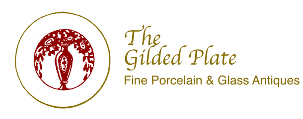 610 color Gilded Plate Logo
